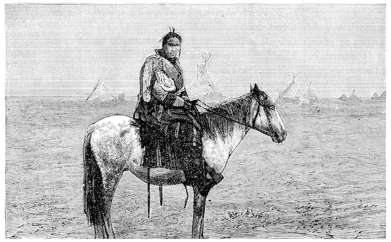 The Blackfoot Tribe Lived in Calgary As Long As 2000 Years Ago