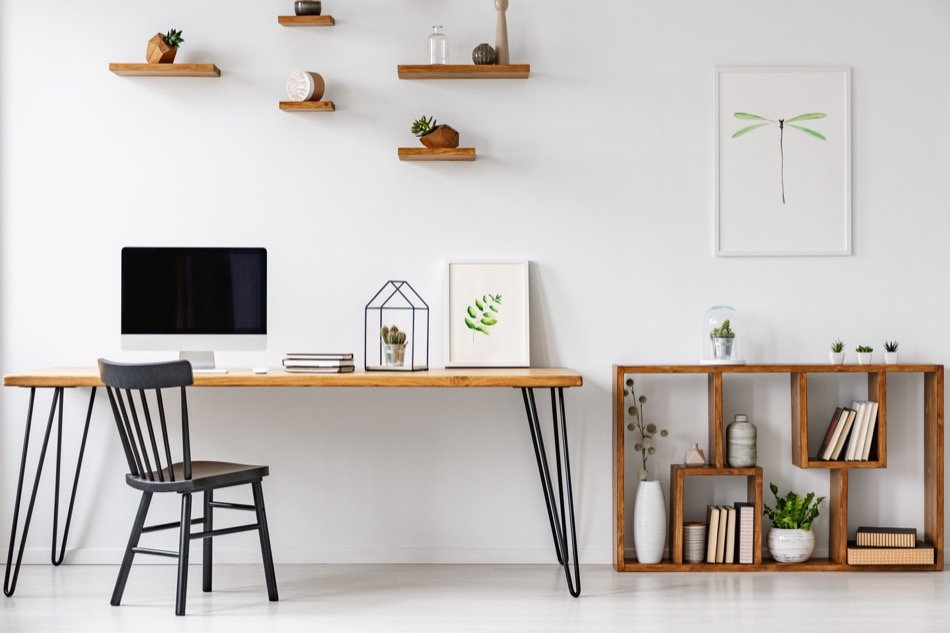 Design a Home Office for Function and Inspiration