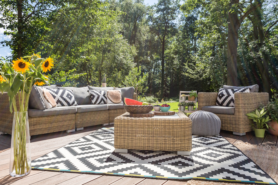 Inspiration for Your Outdoor Living Space
