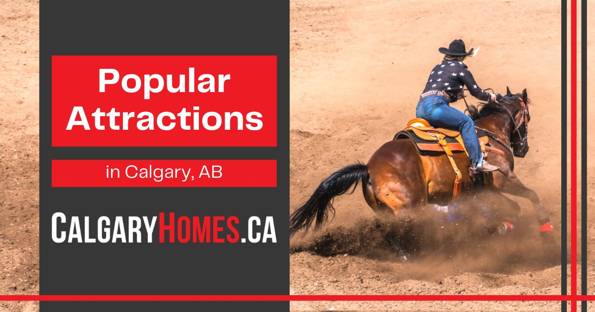 Most Popular Attractions in Calgary