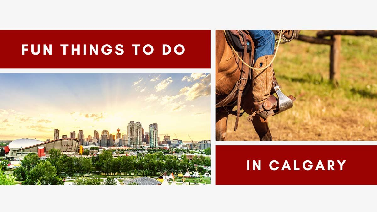 Popular Things To Do in Calgary, AB