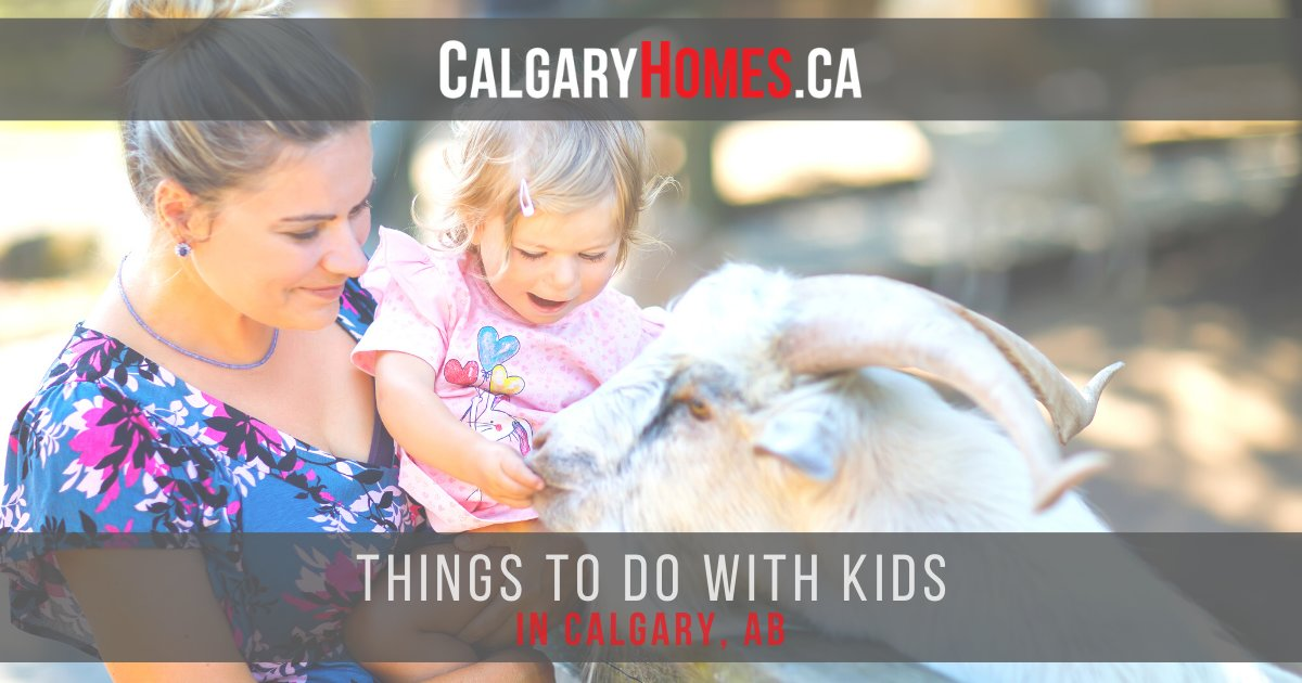 Things to Do With Kids in Calgary